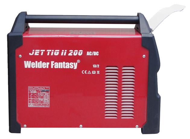 Spawarka inwertorowa JET TIG II AC/DC 200 IGBT PFC Welder Fantasy